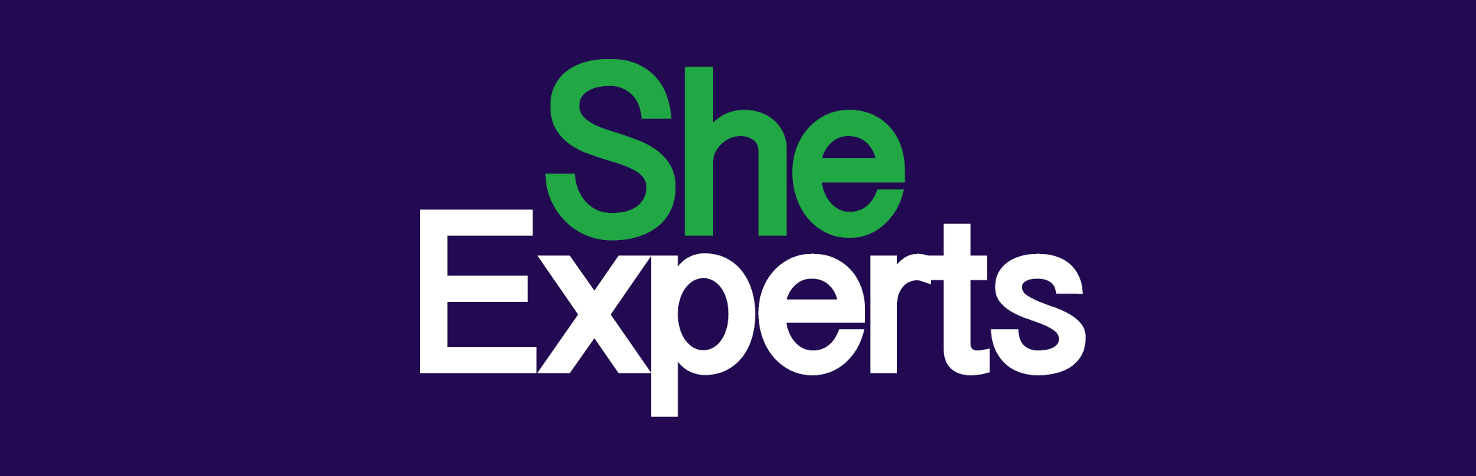 She Experts Logo large