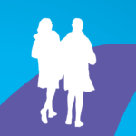 Young migrant women logo