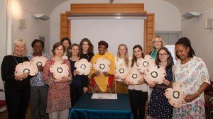 Group photo of members of the END FGM network - 2014,Rome