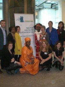 NGO expert group brainstorming