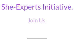 She-Experts Initiative