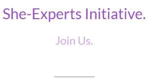 She-Experts Initiative